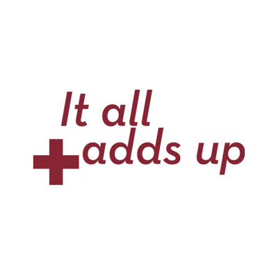 It All Adds Up Logo